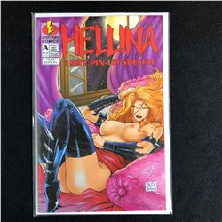 1997 HELLINA PIN-UP SPECIAL -NUDE A- (LIGHTNING COMICS)