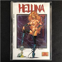 HELLINA: WICKED WAYS #1 (LIGHTNING COMICS)