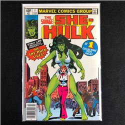 SHE HULK NO. 1 MARVEL COMICS