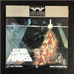 STAR WARS ORIGINAL LASER DISC HIGH GRADE
