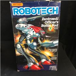 IN BOX COMPLETE MATCHBOX ROBOTECH ACTION FIGURE