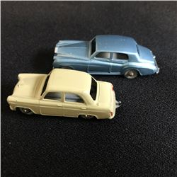 VINTAGE LESNEY DIE-CAST CAR LOT