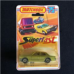 Matchbox Die-Cast  #55 Superfast Ford Cortina (1979)