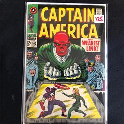 CAPTAIN AMERICA #101 (MARVEL COMICS)
