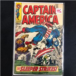 CAPTAIN AMERICA #102 (MARVEL COMICS)