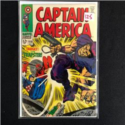 CAPTAIN AMERICA #108 (MARVEL COMICS)