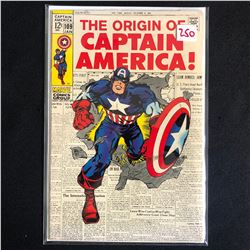 THE ORIGIN OF CAPTAIN AMERICA #109 (MARVEL COMICS)