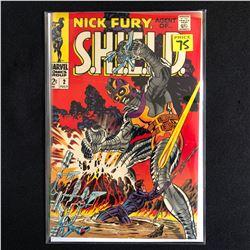 NICK FURY AGENT OF SHIELD #2 (MARVEL COMICS)