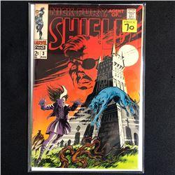 NICK FURY AGENT OF SHIELD #3 (MARVEL COMICS)