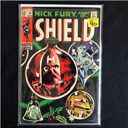 NICK FURY AGENT OF SHIELD #10 (MARVEL COMICS)
