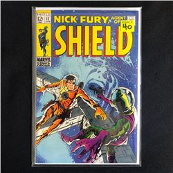 NICK FURY AGENT OF SHIELD #11 (MARVEL COMICS)
