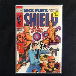 NICK FURY AGENT OF SHIELD #12 (MARVEL COMICS)