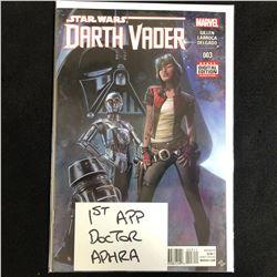 STAR WARS DARTH VADER #3 (MARVEL COMICS)