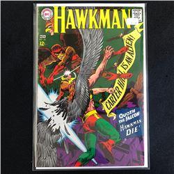 HAWKMAN #22 (DC COMICS)