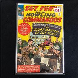 SGT. FURY & HIS HOWLING COMMANDOS #7 (MARVEL COMICS)
