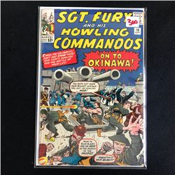 SGT. FURY & HIS HOWLING COMMANDOS #10 (MARVEL COMICS)