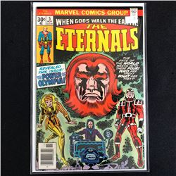 THE ETERNALS #5 (MARVEL COMICS)