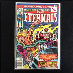 THE ETERNALS #6 (MARVEL COMICS)
