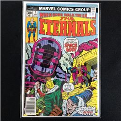 THE ETERNALS #7 (MARVEL COMICS)