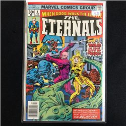 THE ETERNALS #8 (MARVEL COMICS)