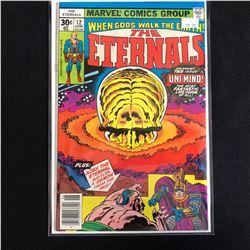 THE ETERNALS #12 (MARVEL COMICS)