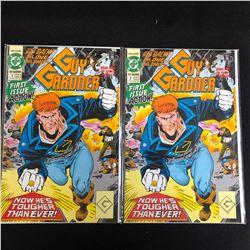 GUY GARDNER #1 COMIC BOOK LOT (DC COMICS)