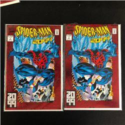 SPIDER-MAN 2099 #1 COMIC BOOK LOT (MARVEL COMICS)