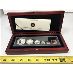 2011 Special Edition Proof Set - 100th Anniversary of 1911 Silver Dollar
