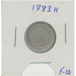 1883H Canada Five Cent Coin