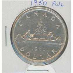 1950 FWL Canada Silver Dollar
