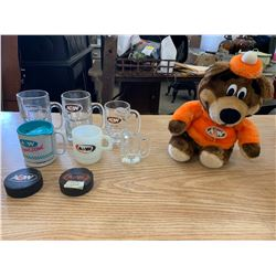 Lot of A&W Collectables
