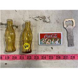 Vintage Collectable Coca Cola Items