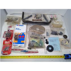 Box of Automotive Parts