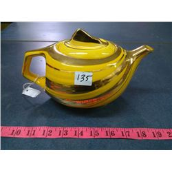 1960 Teapot Price Brothers Made in England - Space Age Style