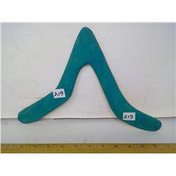 """Big Fuzzy"" Boomerang - 40 Meter Range, Right-Handed"