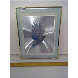 """1982 Laser Print """"Dove"""" (11"""" x 14"""")"""