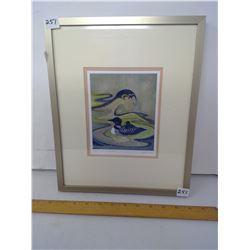 """""""Spirit of the Labods"""" Framed Print by Maxine Noel (11"""" x 13 1/2"""")"""