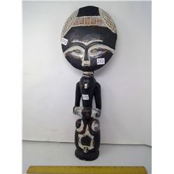 """Woodcarving Indonesia - Height 21"""""""