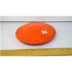 "Hadar Regulation Practice Discus - 8"" Diameter - Weighted Inside"