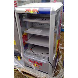 Red Bull Display Fridge - Need a Refuel (Gas Pump Design)