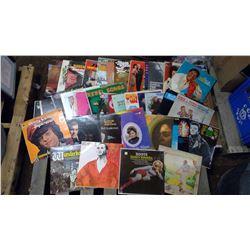 Elton John, Nancy Sinatra, Catherine McKinnon, etc. - Records