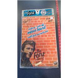 The Fonz - Memo Board