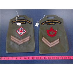 North Saskatchewan Regiment Am Bands - RCAF