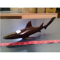 Ironwood Shark Figures