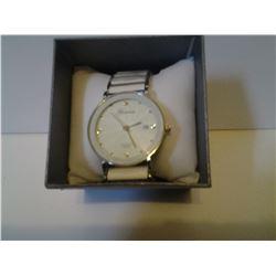 White Genoa Watch