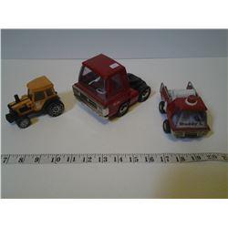 Buddy L Trucks