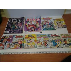 10x Archie Comics