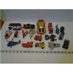 Vintage Assorted Transformers