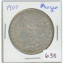 1900 USA Morgan $1