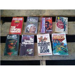 Action/Thriller Novels